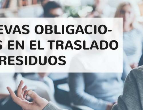 Noticia del sector: taller presencial en Santiago de Compostela sobre las nuevas obligaciones en el traslado de residuos